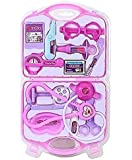 AEC Smiles Creation My Family Operated Plastic Doctor Set (Multicolour)