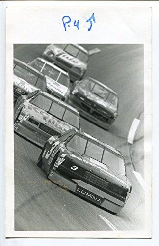 Dale Earnhardt #3 NASCAR Photo 5