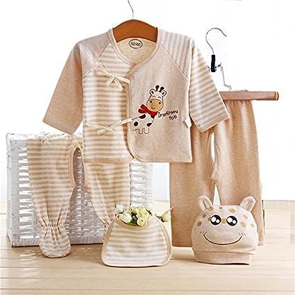 8a339266ebb6c nouveau-né Coton Ensemble de vêtements