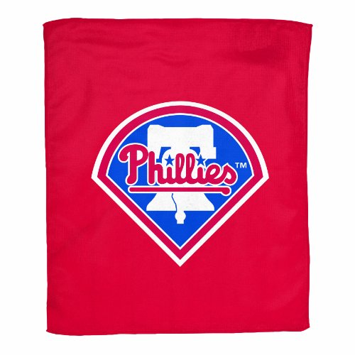 Philadelphia Phillies Bath Towel Phillies Bath Towel