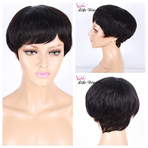 life-diaries-cut-short-brazilian-human-hair-wig-natural-color-natural-wave-curly-glueless-wig-for-wo