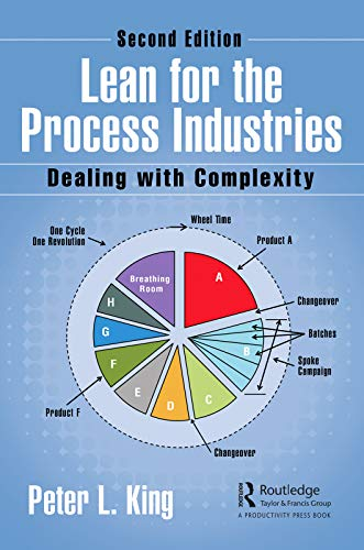 Lean for the Process Industries: Dealing with Complexity, Second Edition por Peter L. King