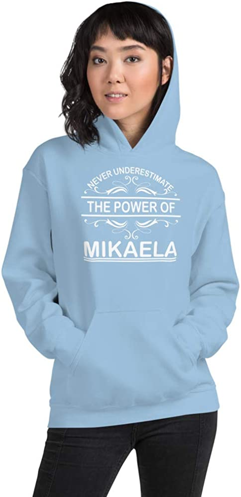 Never Underestimate The Power of Mikaela PF