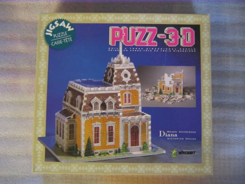 Puzz 3d: Diana: Victorian House