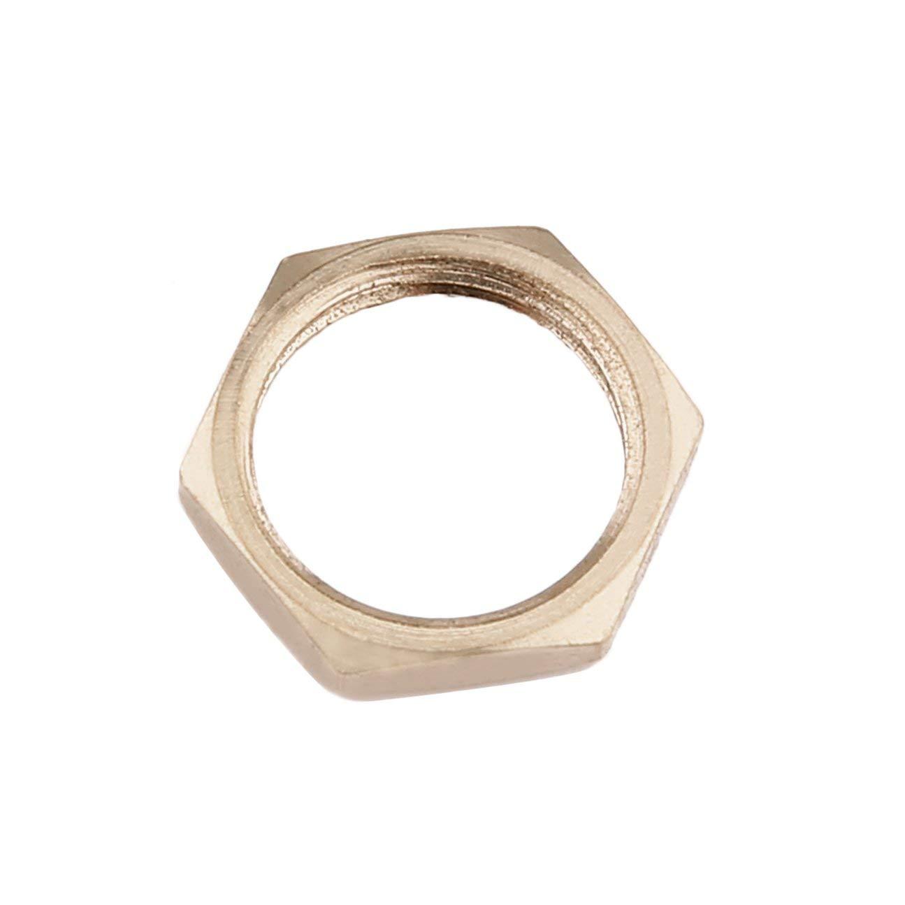 Caj/ón Tubular Cam Lock Para Art/ículos Importantes del Hogar Cilindro Puerta Puerta Buz/ón Gabinete Herramienta Con 2 Llaves MS102 plateado