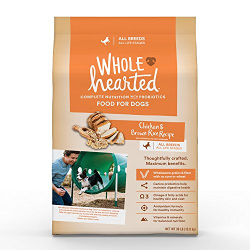 WholeHearted All Life Stages Chicken and Brown Rice Recipe Dry Dog Food