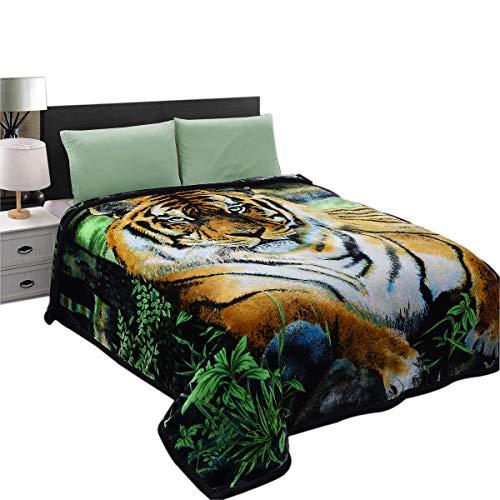 - JML Heavy Warm Blanket, Plush Blanket King Size 85