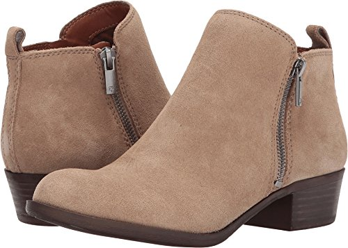 Basel Dark Travert Brand Women's Boot Lucky qwRvfv