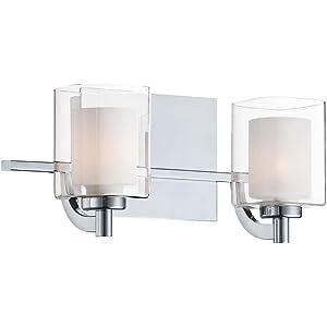 quoizel klt8602c kolt bath light - Quoizel Bathroom Lighting