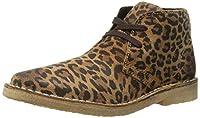 Bronx Women's Just Fine Chukka Boot,Camel,39 EU/9 M US
