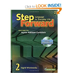 Student Book 2 Student Book with Audio CD and Workbook Pack (Step Forward) Ingrid Wisniewska and Jayme Adelson-Goldstein