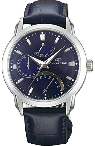 ORIENT watch ORIENTSTAR Orient Star retrograde self-winding WZ0081DE Men