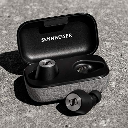 Sennheiser Momentum True Wireless Bluetooth Earbuds with Fingertip Touch Control by Sennheiser (Image #8)