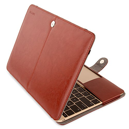 Mosiso Leather MacBook Display Function