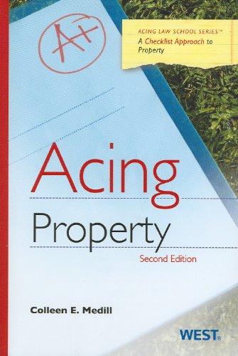 Acing Property (Acing Series)