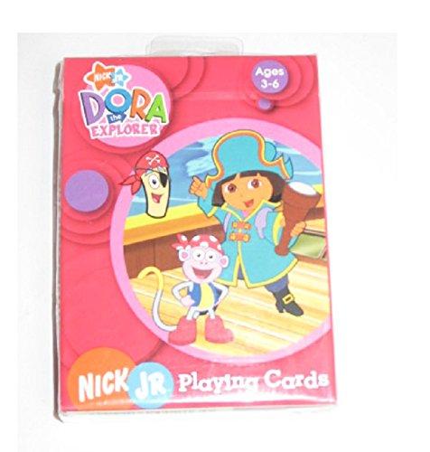 Nick Jr Dora the Explorer Playing Cards (ages - The Explorer Dora Bicycle