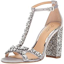 Jewel Badgley Mischka Women's Carver Dress Sandal