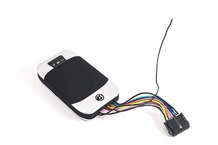 Localizador antirrobo para el coche, GSM, GPRS, GPS ...