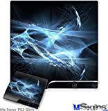 Sony PS3 Slim Skin - Robot Spider Web