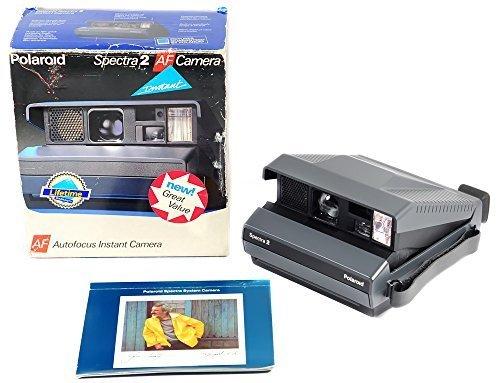 Polaroid Spectra 2 AF Instant Camera (Film Polaroid Spectra Camera)