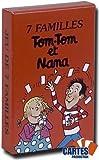 Jeu de 7 Familles Tom tom et Nana