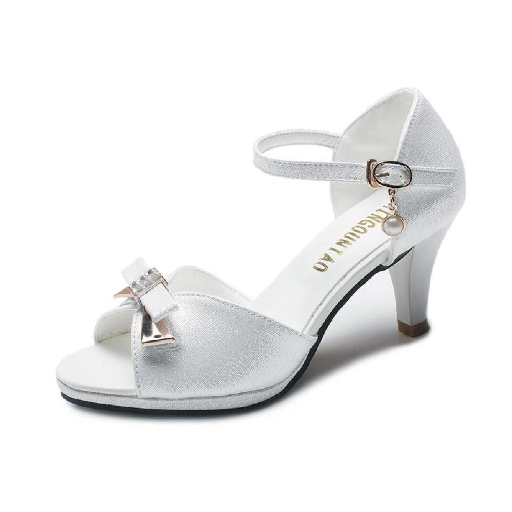 200260368d Amazon.com | Women Pumps Fashion Classic Patent Leather High Heels ...