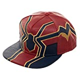 Best bioworld Of Wars - Movie Spiderman Snapback Hat, Avengers Suit up Faux Review