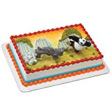 Kung Fu Panda 2 Kaboom of Doom Cake Topper Party Supplies