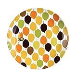 Rachael Ray Dinnerware Little Hoot Salad Plate Set, 4-Piece