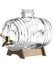 Kilner Barrel Dispenser, 3.5L, Clear 01719