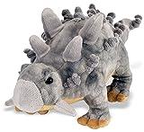 "Wild Republic Ankylosaurus Dinosaur Stuffed Animal, Plush Toy, Gifts for Kids, Dinosauria 15"""