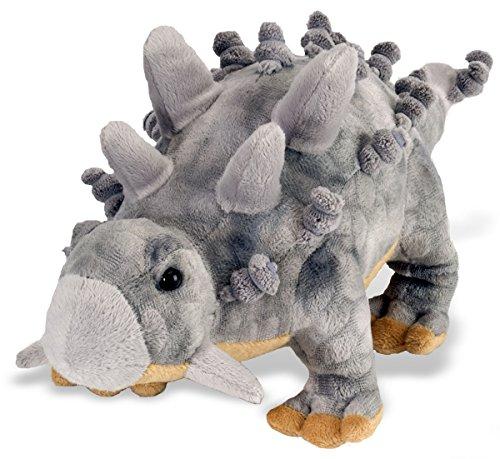 Wild Republic Ankylosaurus Plush, Dinosaur Stuffed Animal, Plush Toy, Gifts For Kids, Dinosauria 15 Inches
