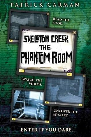 book cover of Phantom Room