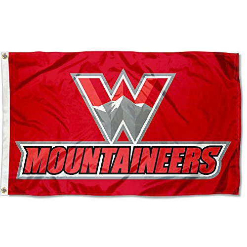College Flags and Banners Co. Western State Colorado Mountaineers -