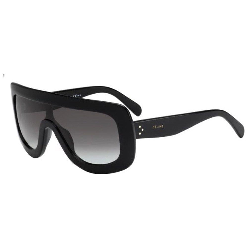Celine 41377S 807 Schwarz 41377S Visor Sunglasses Lens Category 2 MP7VdGY8z