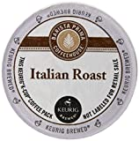 Barista Prima Coffeehouse Coffee, Keurig K-Cups, Italian Roast, Dark Roast, 120 Count