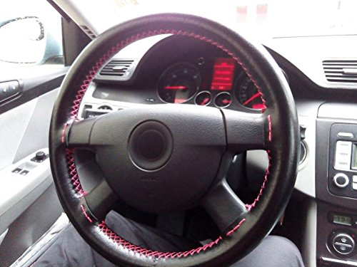 See Wheels On Your Car Before You Buy >> AULLY PARK Universal Car Steering Wheel Cover Genuine ...