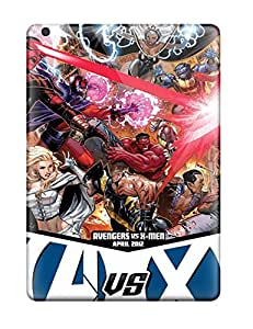 Cases Covers Avengers Vs X Men/ Fashionable Cases For Ipad Air