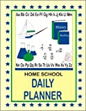 Home School Daily Planner, Kimberley Nash, 0965372324