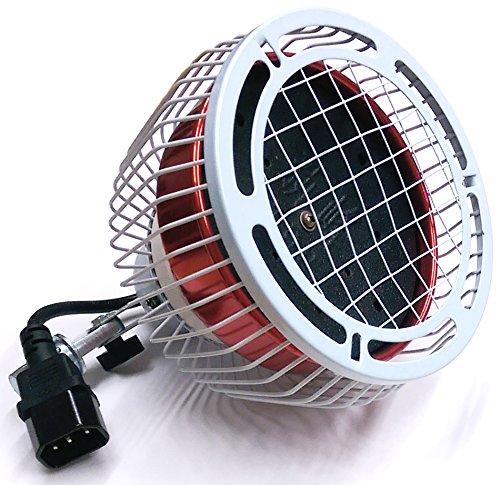 Lekon Healing TDP Heating Infrared Health Lamp Head 27