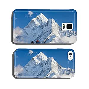 Hiking in Himalaya mountains cell phone cover case iPhone5