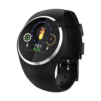 Docooler X6 Color Smart Sport Band para Hombres Mujeres Unisex Pulsera Deportiva Reloj de Negocios Monitor