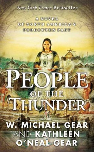 People of the Thunder: Book Two of the Moundville Duology (North America's Forgotten Past)