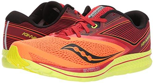 De Chaussures Orange Saucony Rouge Fitness Pour Kinvara 9 Homme p6Zqg