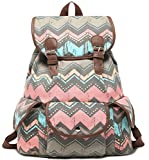 Best Kenox Bags For Travels - Kenox Casual Canvas Travel School College Backpack/bookbags/daypack Review