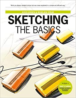 roselien steurkoos eissenssketching the basics hardcover2011