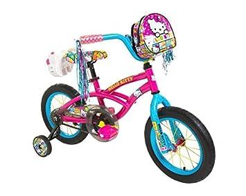 Dynacraft 8048 15ztj Girls Hello Kitty Bike Pink