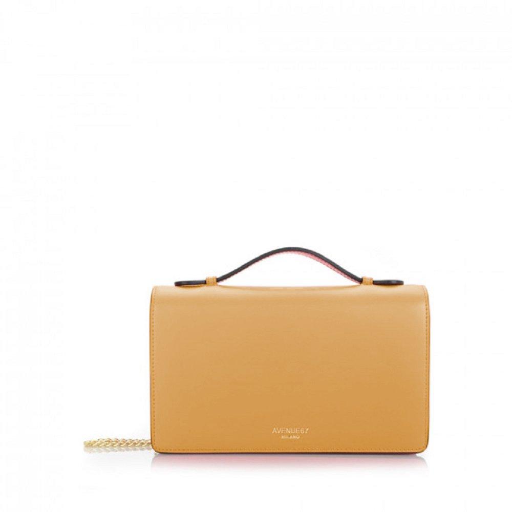 Avenue 67 Yellow Cross Body Bag  Handbags  Amazon.com e4995465055