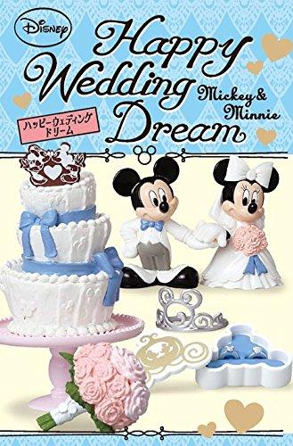 Re-Ment Disney Mickey Mouse Happy Wedding Miniature Box