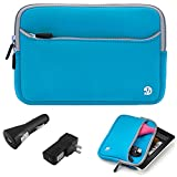 Protective Cover Sleeve For Samsung Galaxy Tab Pro 10.1 / Galaxy Tab S 10.5 / Galaxy Tab 4 10.1 / Note 10.1 + Car USB Charger + Home USB Charger